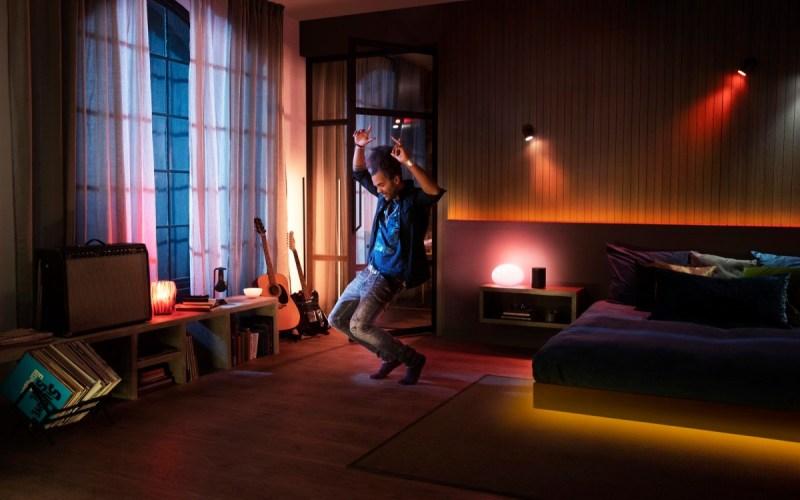 PhilipsHue+ Spotify: siente la experiencia de la primera integración digital entre iluminación y música